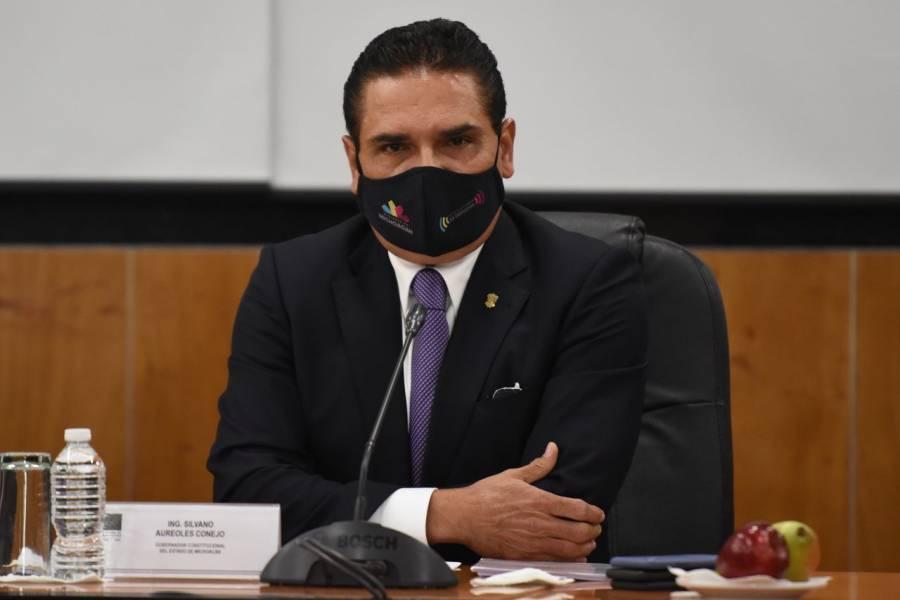 Silvano Aureoles advirtió que Michoacán está ante inminente regreso a rojo