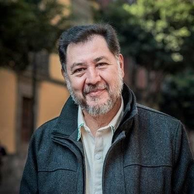 """Quieren manchar mi carrera"": Fernández Noroña"