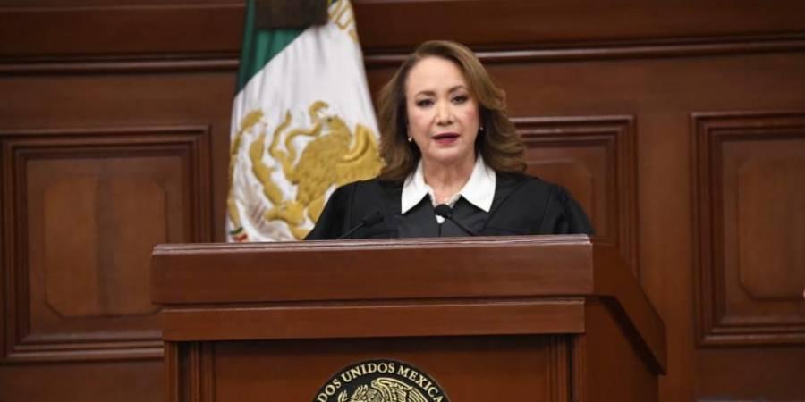 Ministra Yasmín Esquivel Mossa presidirá Comité Interinstitucional de Igualdad de Género del PJF