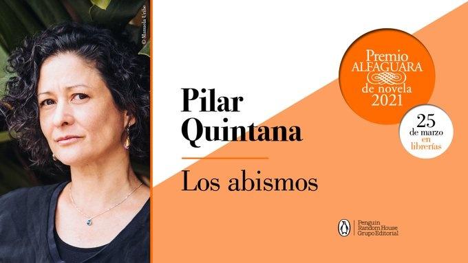 Premio Alfaguara 2021: Pilar Quintana resulta ganadora, es colombiana