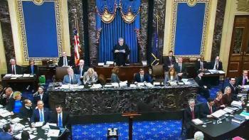 Juicio político a Trump podría reactivarse en el Senado en uno o dos días