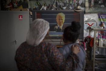 "DESTACAN ACTIVISTAS FRENO A ""MURO DEL ODIO"""