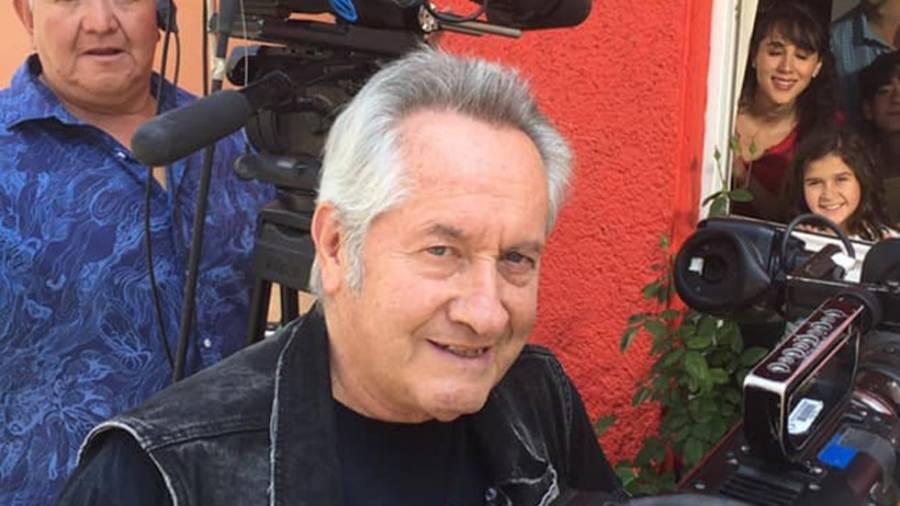 José Ángel García falleció tras padecer fibrosis pulmonar
