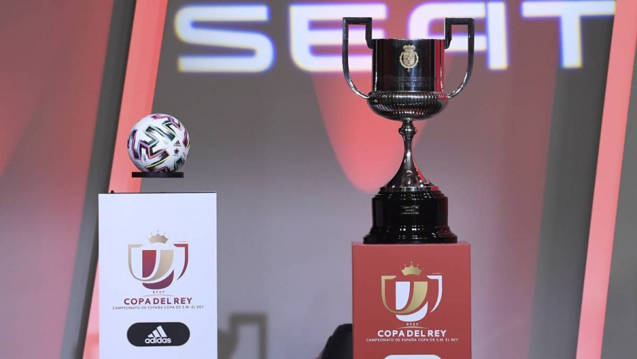 Octavos de final de la Copa del Rey 2020-2021