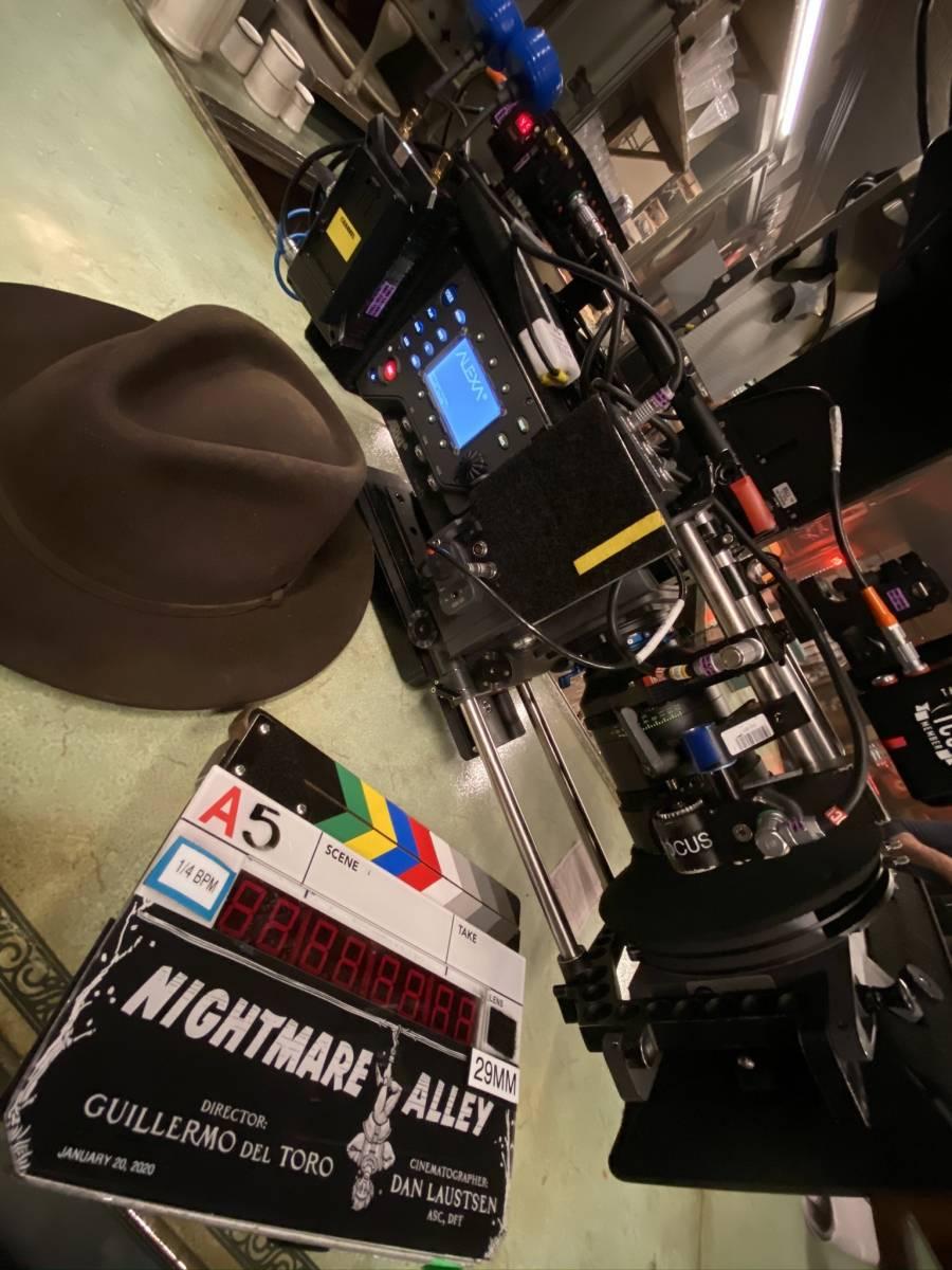 """""""Nightmare Alley"""" de Guillermo del Toro se estrenará a finales del 2021"""