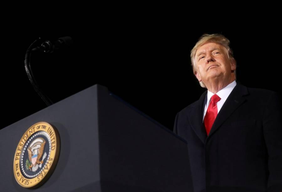 Juicio contra Donald Trump iniciará el 8 de febrero: Líder del senado de EEUU