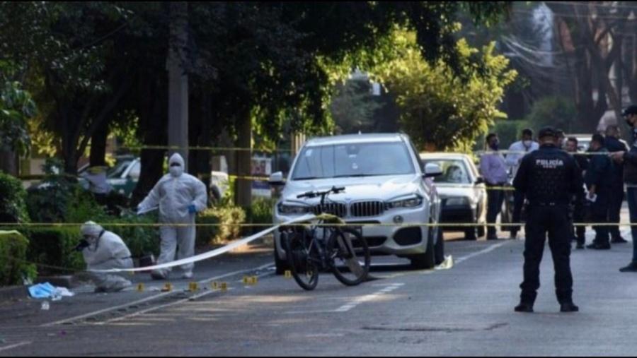 En la Nápoles, asesinan a balazos a empresario Martín Rodríguez