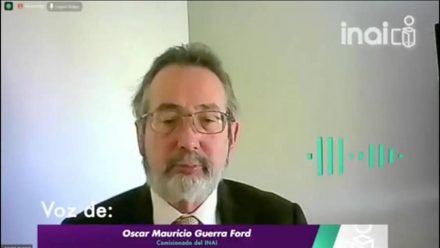 INAI: FGR debe informar sobre presidentes denunciados relacionados a su administración, incluido AMLO