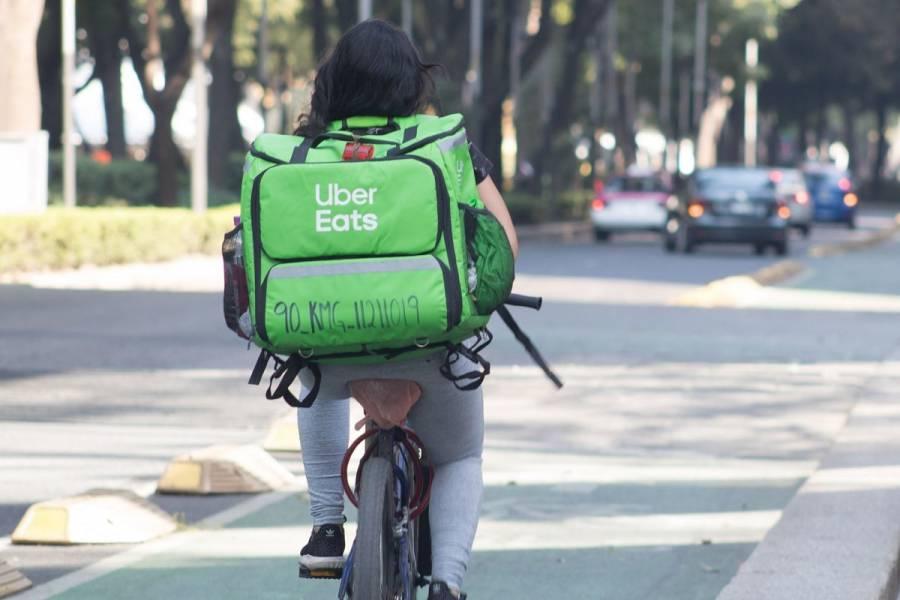 Uber Eats reduce comisiones a restaurantes en entidades con semáforo rojo