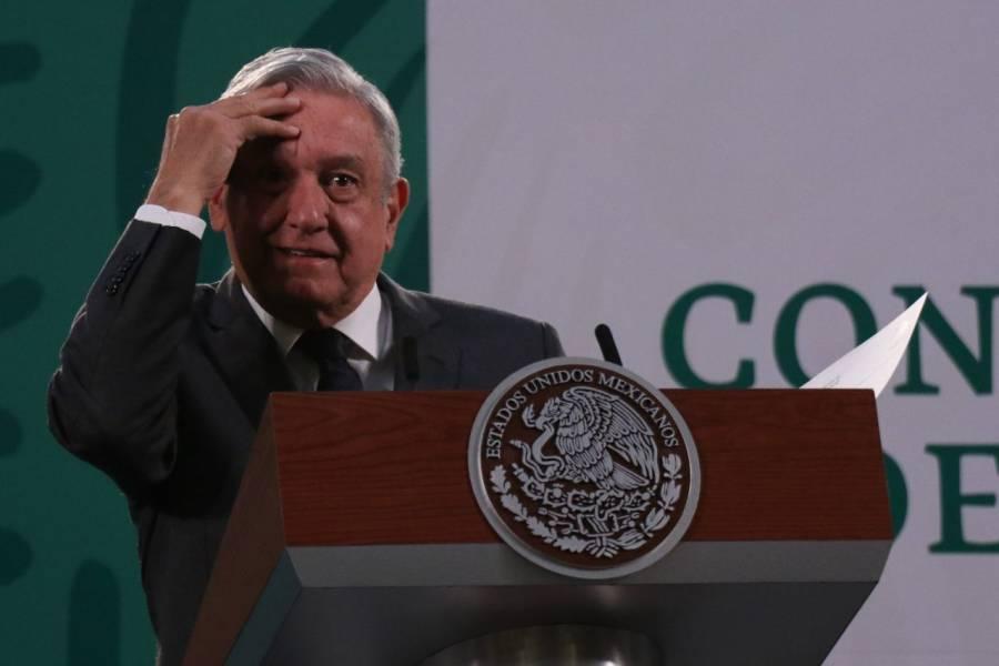 """Obrador sugiere que DEA aclare """"fabricación"""