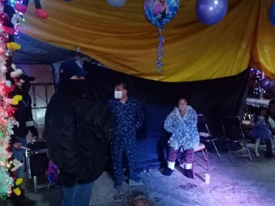 Cuajimalpa desactiva 200 fiestas