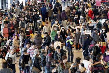 Aumentan suicidios en Japón
