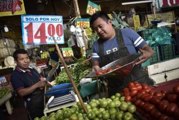 Inflación se acelera más de lo esperado en primera mitad enero