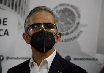 Miguel Ángel Mancera propone 10 años de prisión a quien robe vacunas Covid-19
