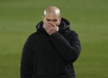 Zinedine Zidane, entrenador del Real Madrid, da positivo por coronavirus