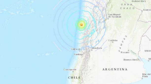 Alerta de tsunami, Chile registra sismo de 5.8