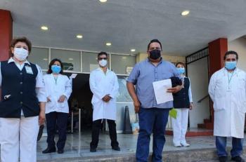 Campeche inicia vacunación a maestros contra COVID-19