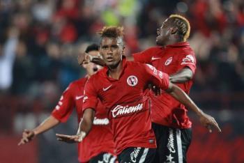 Tijuana gana con gol del ecuatoriano Fidel Martínez
