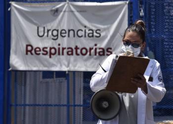 Hay un millón 752,347 casos confirmados y 149,084 decesos en México por Covid 19