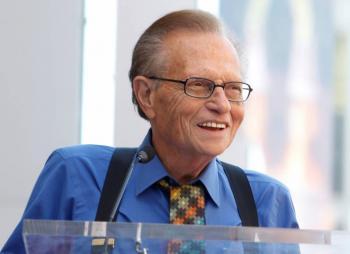 Muere el presentador de televisión, Larry King