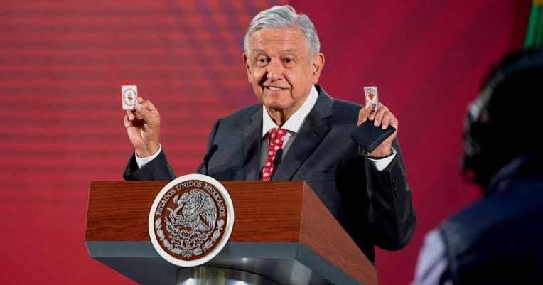El presidente Andrés Manuel López Obrador da positivo a Covid