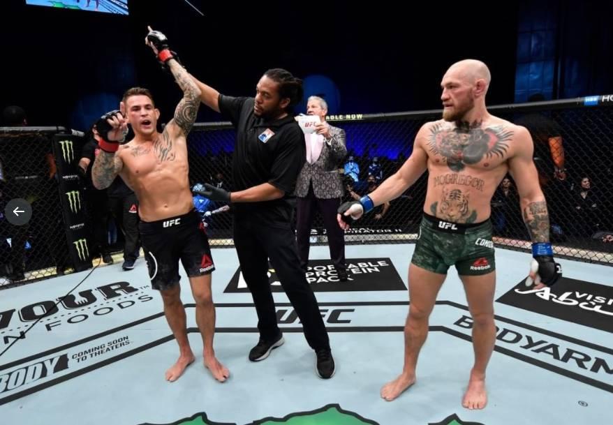 Dustin Poirier con sorprendente KO, vence a Conor McGregor en la UFC