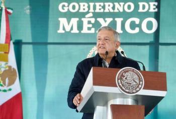Políticos desean pronta recuperación a AMLO, tras dar positivo a Covid19