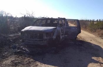 En Tamaulipas encuentran 19 cuerpos calcinados en vehículos