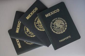 SRE reanudará este lunes emisión de pasaportes en CDMX y Edomex