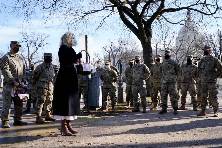 Guardia Nacional se queda  en Washington… hasta marzo