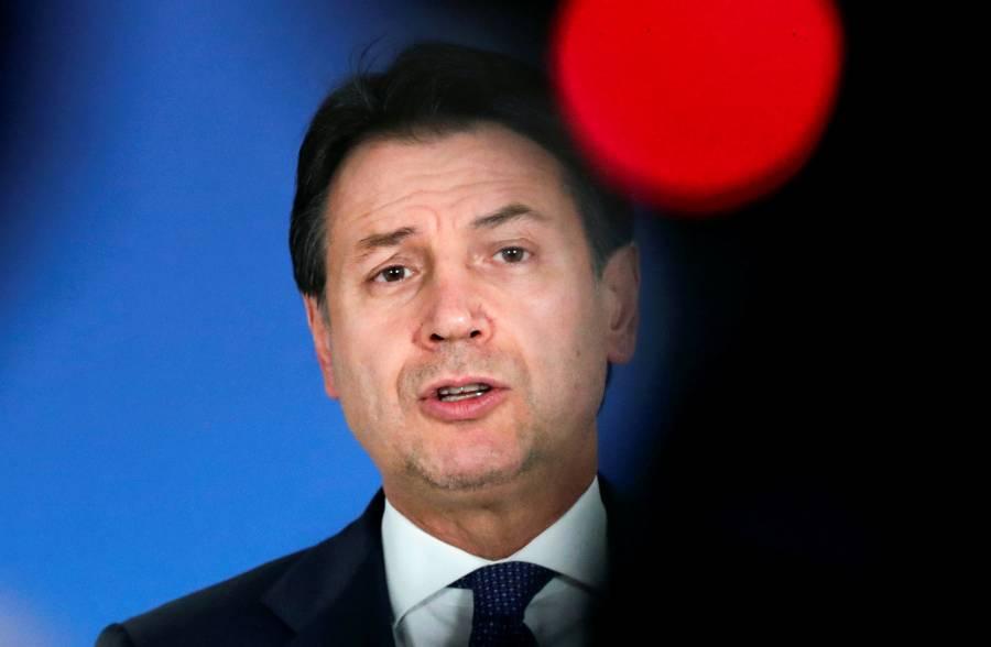 Primer ministro italiano, Giuseppe Conte, dimitirá este martes