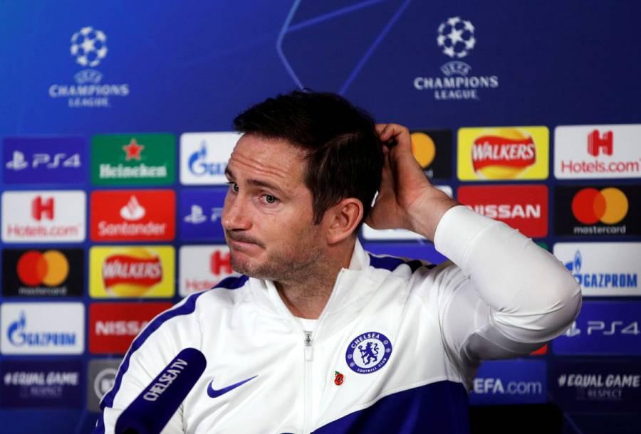 Chelsea despide a Frank Lampard tras año y medio como DT