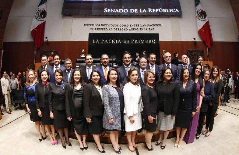 Tema salud y sus aristas prioritario para el GPPAN en el senado