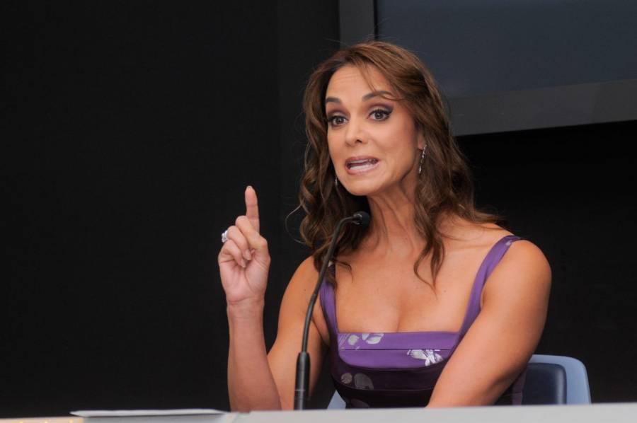 PAN quiere a Lupita Jones como su candidata a la gubernatura de Baja California