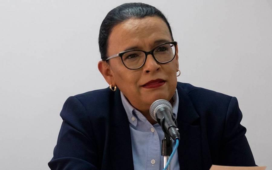 Rosa Icela Rodríguez resulta negativa a COVID-19 tras contacto con AMLO
