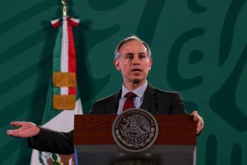 López-Gatell entra en cuarentena, tras contacto con AMLO