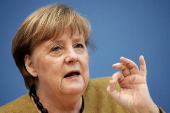 Merkel y Biden apuestan por mejorar relación bilateral