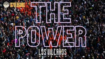 Los Villanos Blues Band inician el antildeo con el sencillo The Power