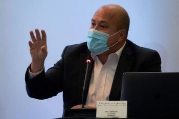 Enrique Alfaro, negativo a COVID-19 tras encuentro con AMLO