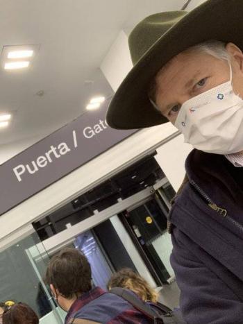 Se despide Christopher Landau, ex embajador de Estados Unidos en México