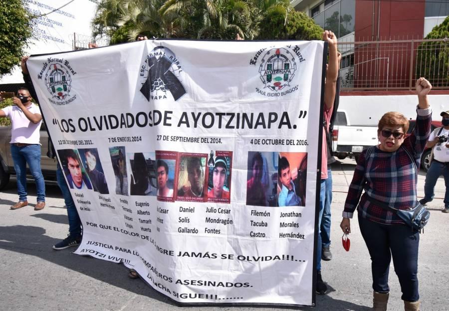 FGR investiga por filtraciones en caso Ayotzinapa