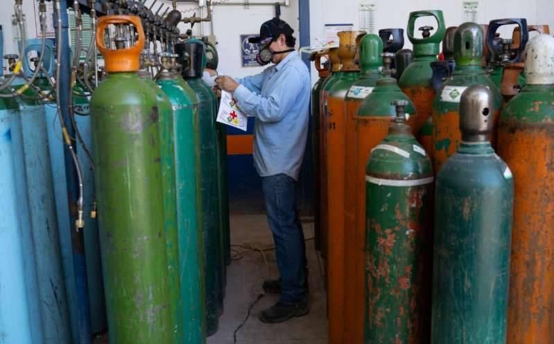 Pide PRI mayor vigilancia en precios y distribución de tanques de oxígeno