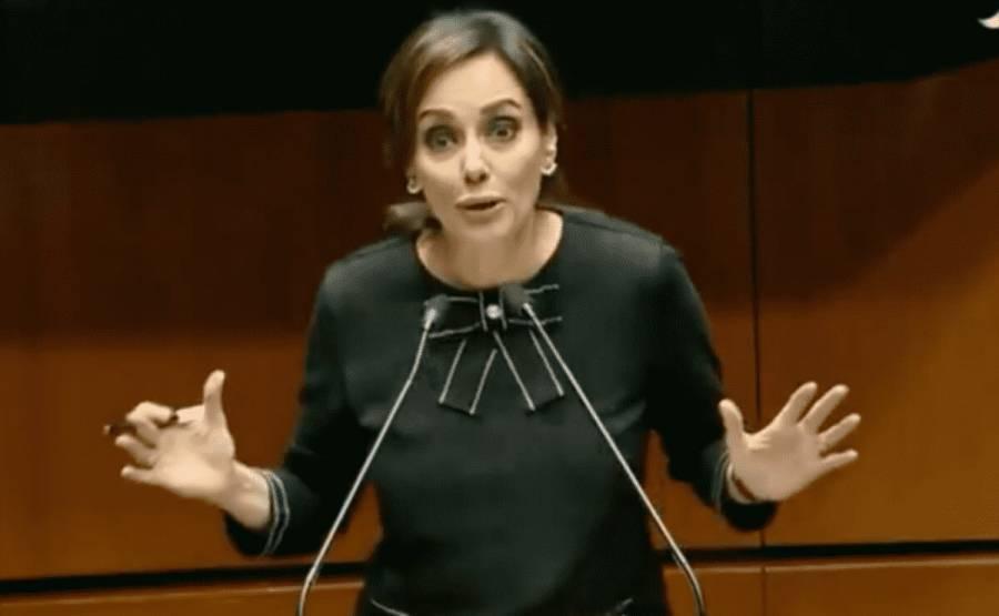 """Lilly Téllez se lanza contra la vacuna rusa Sputnik V: """"no se ha aprobado que sirva"""""""