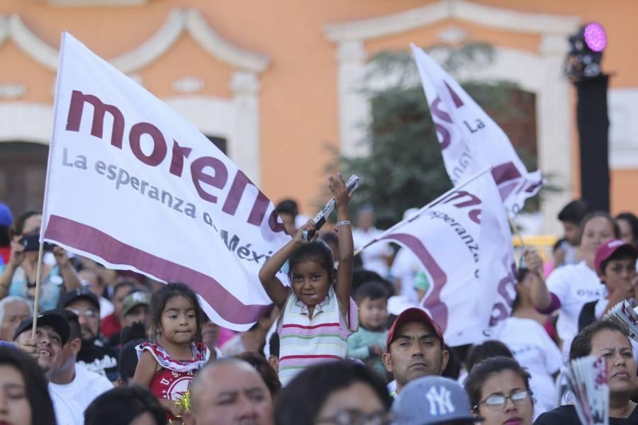 Candidata a gubernatura de SLP por Morena se dará a conocer el 10 de febrero