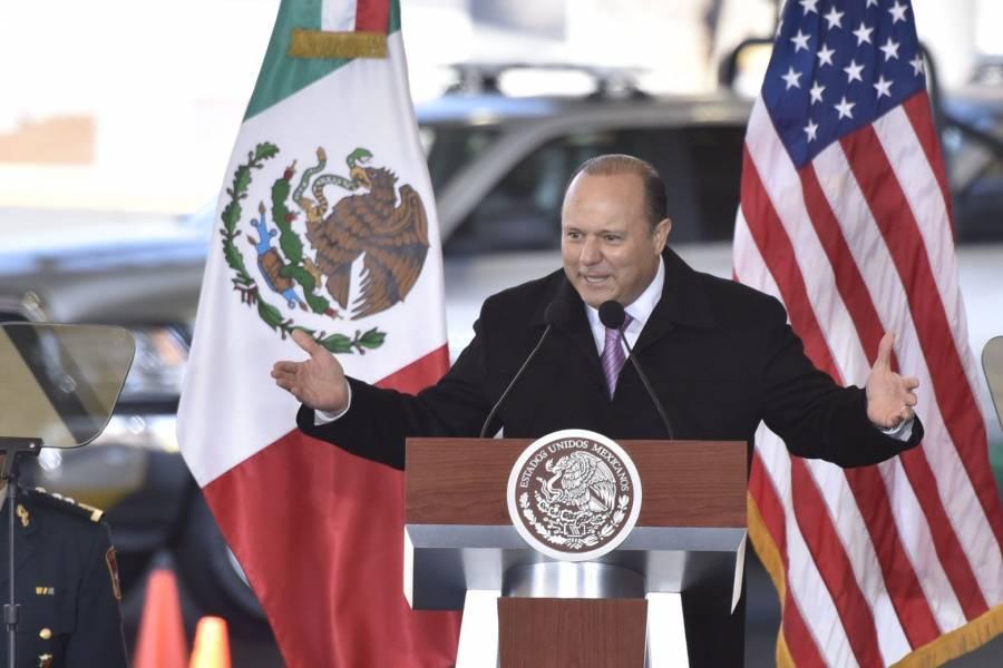 Jueza de Florida, autoriza extraditar a César Duarte a México