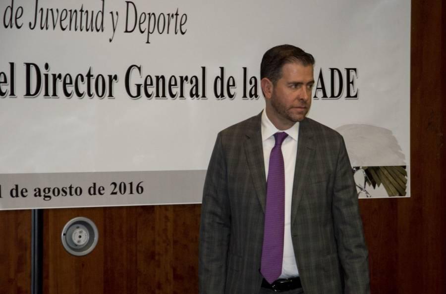 SFP inhabilita por 10 años a Alfredo Castillo, extitular de la CONADE