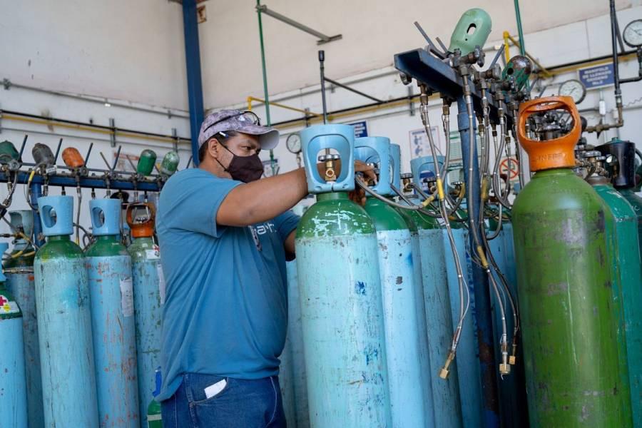 Delincuencia ingresa a negocio de oxígeno medicinal: Sánchez Cordero