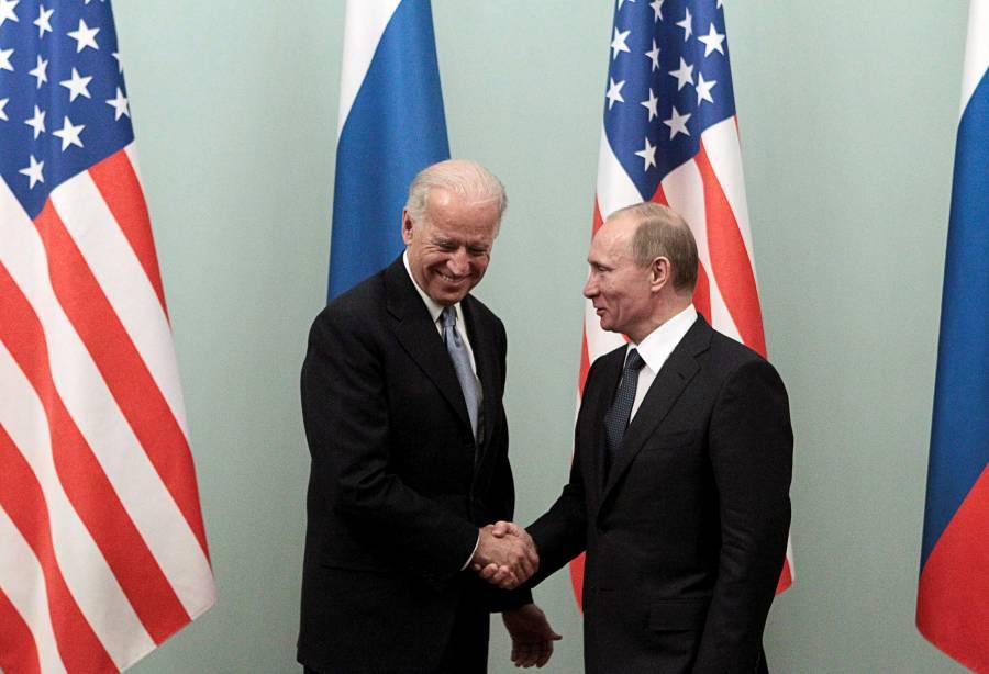 Putin y Biden conversan tras acuerdo para extender tratado de armas