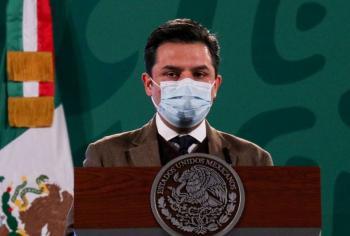 No es posible hacer un nuevo pronóstico de fallecimientos por pandemia: Zoé Robledo