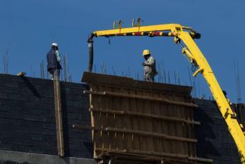 Estancado valor de las empresas constructoras